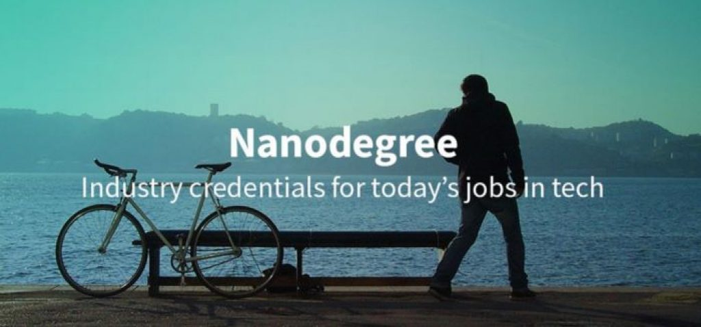 What are Udacity Nanodegrees?