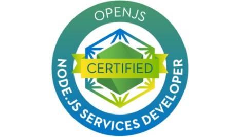 OpenJS Node.js Application Developer (JSNAD), Cert. Exam