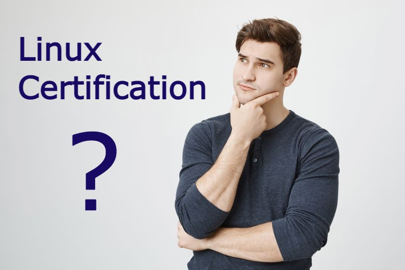 Certification in Linux